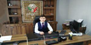Türkiye'nin en genç muhtar adayı Abdulsamet Güney'den 'Muhtarlar Günü' Kutlladı
