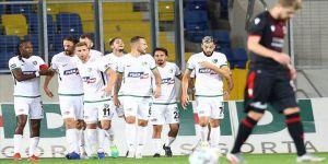 Yukatel Denizlispor'un galibiyet hasreti son buldu