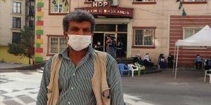 Evlat nöbeti tutan ailelere hakaret eden HDP'li milletvekili hakkında suç duyurusu