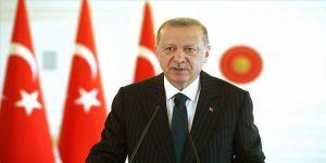 Cumhurbaşkanı Erdoğan: İslam'ın yükselişinden rahatsız olanlar dinimize saldırıyor