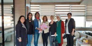 İstanbul Sözleşmesi Kocaeli Batı Yakası Grubu'ndan Çakır'a Ziyaret