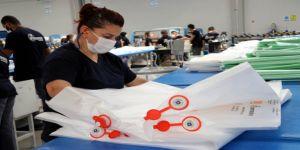 Merzifon OSB'de salgın sürecinde ihracat da istihdam da arttı