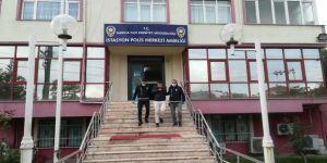 Oto hırsızı Darıca'da yakalandı