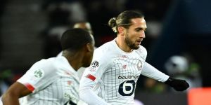 Yusuf Yazıcı'nın 3 gol attığı maçta Lille, Sparta Prag'ı 4-1 yendi