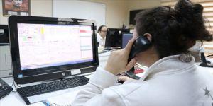 112 Acil Çağrı Hattı'nı 1 ayda 4 bin 449 defa meşgul eden kişiye para cezası