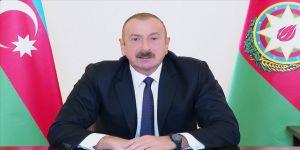 Azerbaycan Cumhurbaşkanı Aliyev: TAP boru hattının açılışı haftalar içerisinde gerçekleşecek