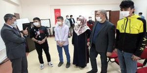 'Korucuyu aile' Afganistanlı 3 gencin dilleri ve gönüllerine tercüman oldu