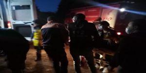 Dümbüldek'de kaybolan iki kişi için arama kurtarma operasyonu