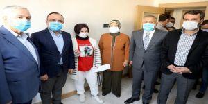 Elazığ'da deprem konutları hak sahiplerine teslim ediliyor