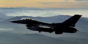 Irak'ın kuzeyinde eylem hazırlığındaki 6 PKK'lı terörist etkisiz hale getirildi