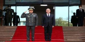 Milli Savunma Bakanı Akar: Özbekistan ile ilişkilerde çok ciddi gelişmeler sağladık