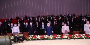 Büyükgöz'e Emine Erdoğan'dan ödül