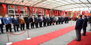Cumhuriyet Bayramı Cayırova'da kutlandı