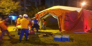 İzmir Valisi Köşger, çadır kurulacak alanları açıkladı