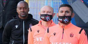 Trabzonspor Teknik Direktörü Eddie Newton: Herhangi bir mücadeleden kaçan biri değilim