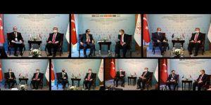 Koca, Türk Konseyi Sağlık Bilim Kurulu Toplantısı katılımcılarıyla görüştü