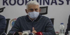 AK Parti İzmir Milletvekili Yıldırım'dan deprem sonrası 'sabır' uyarısı