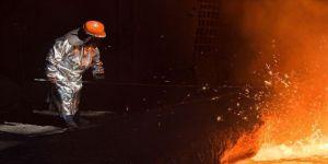 Ham çelik üretimi eylülde arttı
