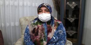 Elazığ depreminin simge ismi Azize, İzmir'deki depremzedelerin acısını yüreğinde hissediyor