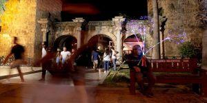 Antalya'ya gelen turist sayısı 3 milyon 276 bin 627'ye ulaştı