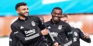 Beşiktaşlı Rachid Ghezzal: Her maçta, her antrenmanda fizik kalitem yükseliyor