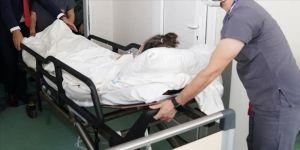 İzmir'deki depremde yaralanan 27 kişinin tedavisi Ege Üniversitesi Hastanesinde sürüyor