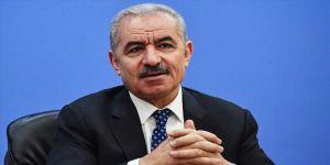 Filistin Başbakanı Iştiyye: ABD yönetiminin adil olmasını ve iki devletli çözümü desteklemesini istiyoruz