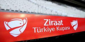 Ziraat Türkiye Kupası'nda 3. turda 14 karşılaşma oynandı