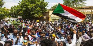 Sudan'da iktidarın önemli bileşenlerinden İsrail'le normalleşme ve Anayasal Bildiri'nin değiştirilmesine itiraz