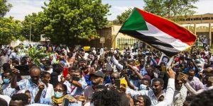 Sudan'da İsrail'le normalleşme karşıtı oluşum bir milyon imza toplayacak