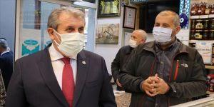 BBP Genel Başkanı Destici'den Fransa'ya tepki: Fransa hükümetini ve polisini şiddetle kınıyorum