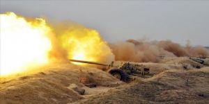 Azerbaycan ordusu, Ermenistan'ın tank ve toplarını imha etti