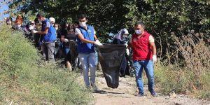 Diyarbakırlı gençler 2 ay boyunca tarihi mekanları temizleyecek