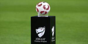 Ziraat Türkiye Kupası'nda 4. tur maçlarının programı açıklandı
