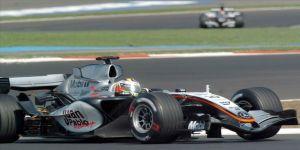 Formula 1'de İstanbul Park'ın rekorları Juan Pablo Montoya'ya ait