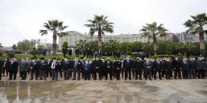 Darıca Atatürk'ü andı