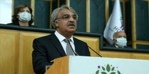 HDP Eş Genel Başkanı Sancar: En kısa zamanda seçime gidilmelidir