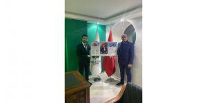 Behar, Gelecek Partisi Çayırova İlçe Başkanı Kağan Demirci'yi ziyaret etti
