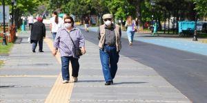 Konya'da 65 yaş ve üzeri vatandaşlara sokağa çıkma kısıtlaması