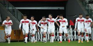 A Milli Futbol Takımı hazırlık maçında Hırvatistan'la berabere kaldı