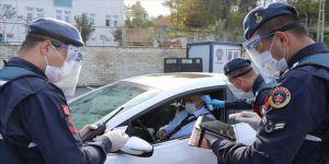 Zonguldak'a HES koduyla giriş denetimleri başladı