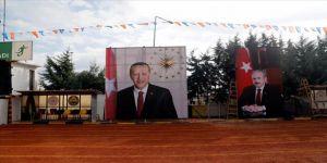 Tekirdağlılar Cumhurbaşkanı Erdoğan'ı heyecanla bekliyor