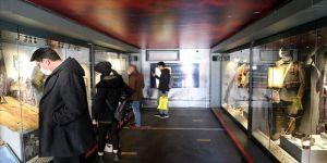 'Çanakkale Savaşları Mobil Müzesi' Sivas'ta kapılarını ziyaretçilerine açtı