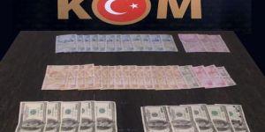 Kocaeli'de,piyasaya sahte dolar süren şahıslar yakalandı