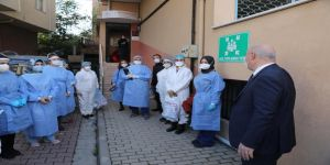 Darıca Belediyesi'nden filyasyon ekiplerine araç desteği