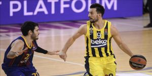 Fenerbahçe Beko deplasmanda Barcelona'ya yenildi