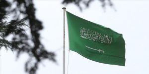 Suudi Arabistan'da bir petrol tesisinin yakınlarında yangın çıktı