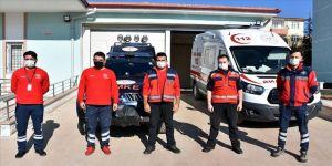 İzmir depreminde görev alan Kırıkkale UMKE ekibi, yaşadıklarını anlattı