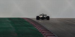 Formula 1 Türkiye Grand Prix'sinde birincilik kupasını TBMM Başkanı Şentop verecek