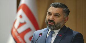 RTÜK Başkanı Şahin'den internetten lisanssız yayın yapan kuruluşlara uyarı